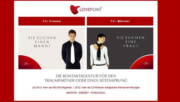 partnervermittlung lovepoint