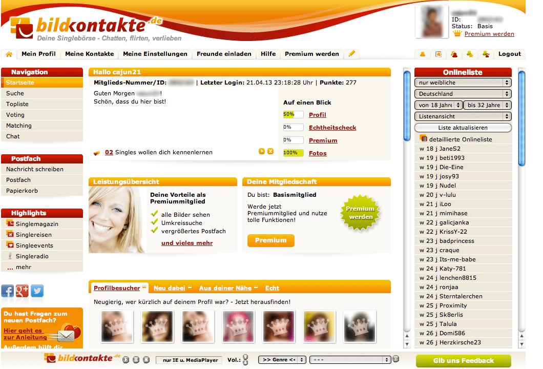 Berliner singles einloggen abmelden