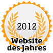 bildkontakte Test - Auszeichnung - Website des Jahres 2012