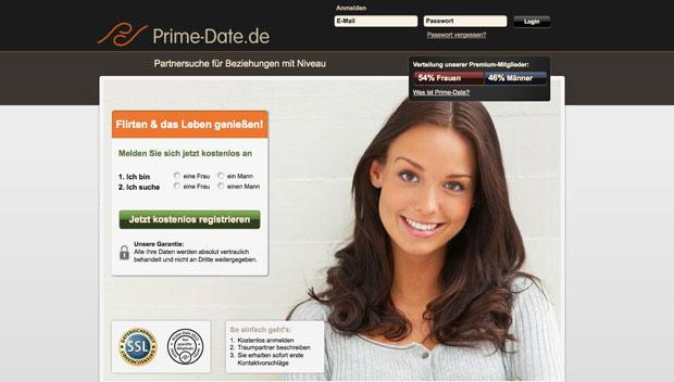 Prime-Date Startseite