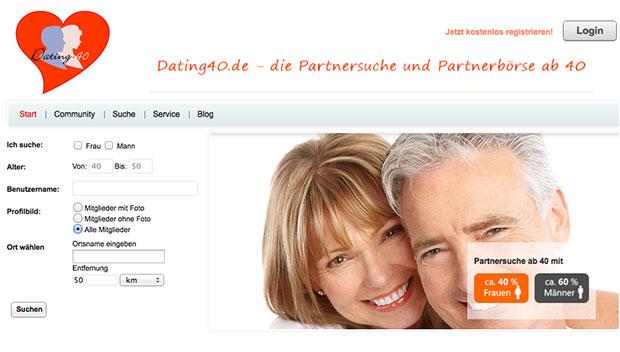 Partnersuche ohne e mail angabe