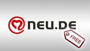 NEU.DE kostenlose Funktionen