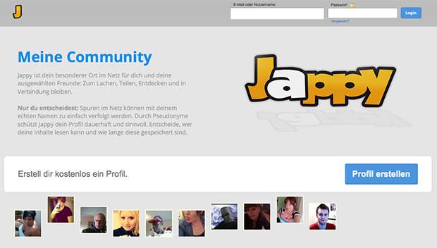 Partnersuche jappy