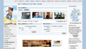 Landflirt-Screen