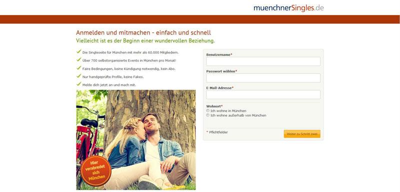 münchner singles forum