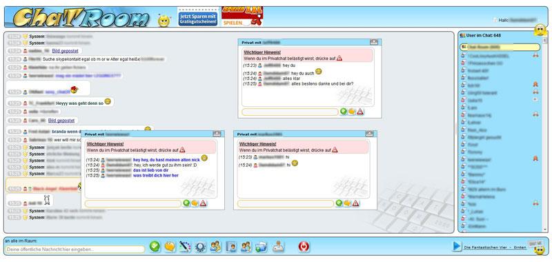 Chatroom2000 Dialogchat