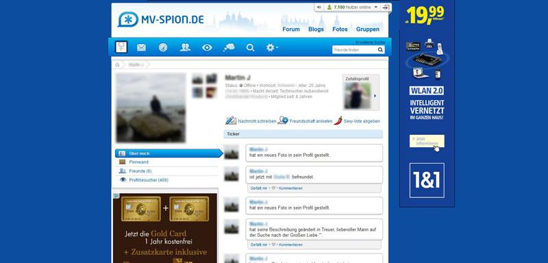 Profil singlebörse