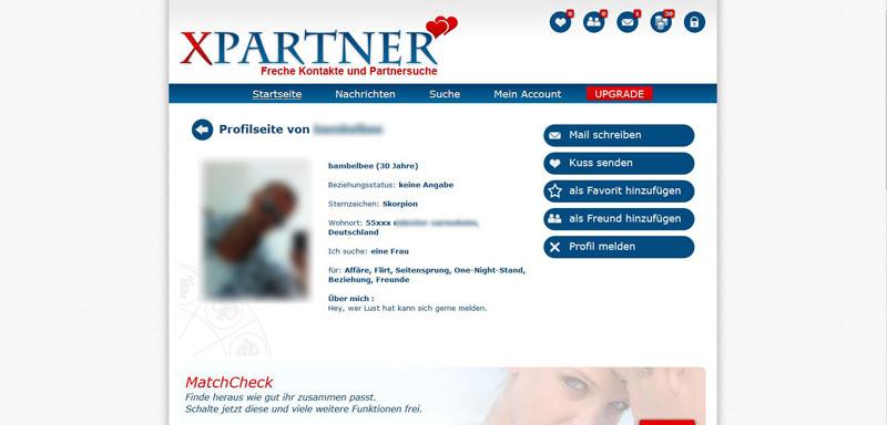 XPartner Profil