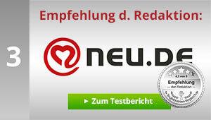 NEU.DE Testbericht