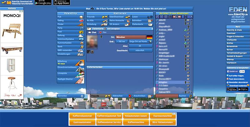 EdenCity-Profil