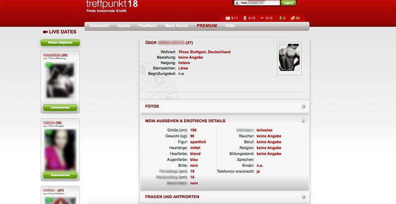 Treffpunkt18-Profil