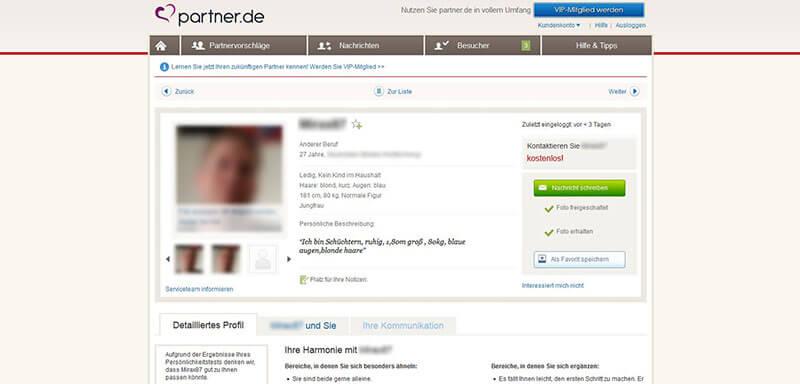 Partner.de-Profil