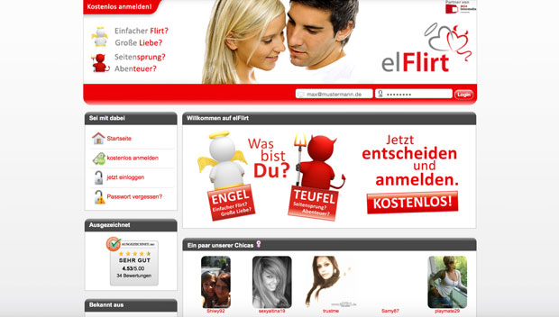 mein flirt chat dating app test