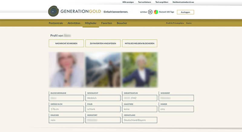 GenerationGold-Profil