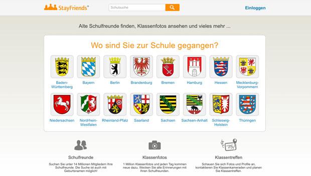 Profilbild löschen stayfriends StayFriends löschen