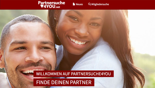 Partnersuche4you-Screen1
