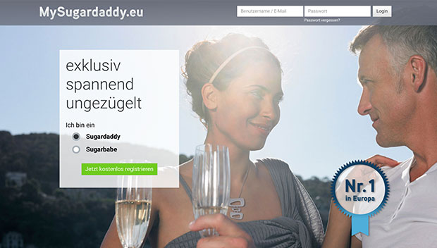 Partnervermittlung sugar daddy