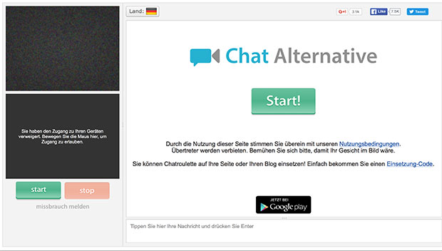 Chat-Alternative-Screen1
