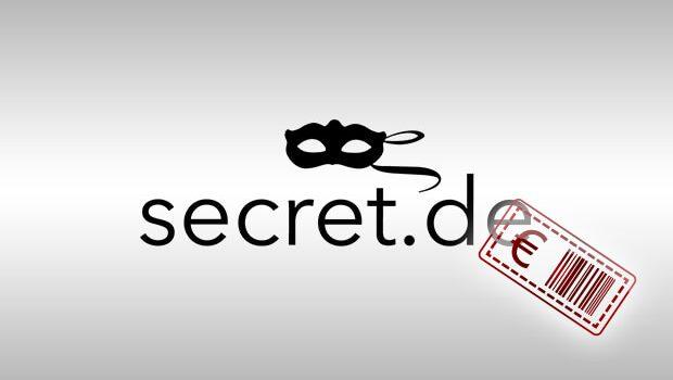 gutschein secret de