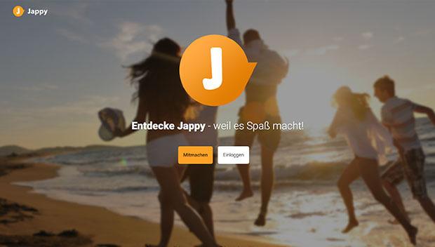 Login benutzername jappy Jappy Login