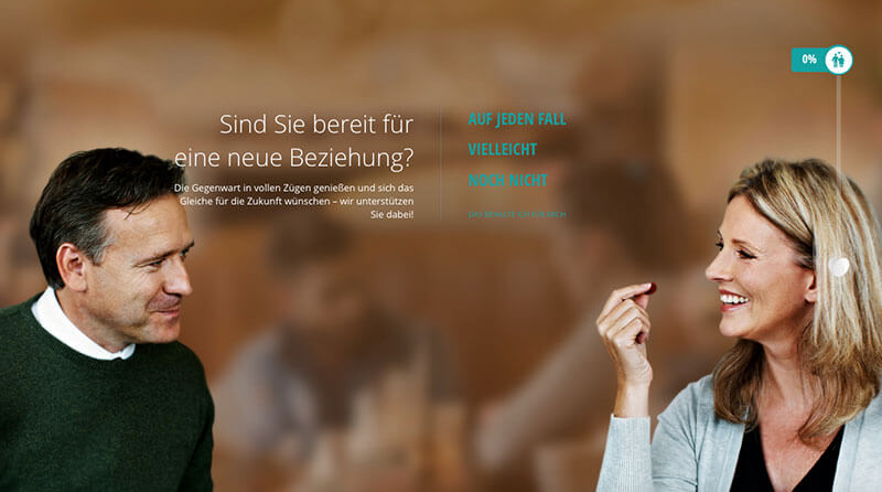 Partnersuche profil erstellen