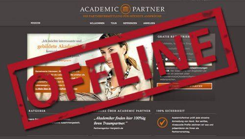 Partnervermittlung offline