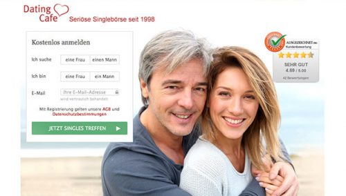 50 und mehr dating-website