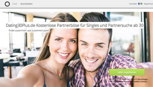 Dating30plus kostenlos