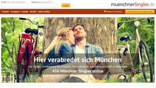 Die Singlebörse für München