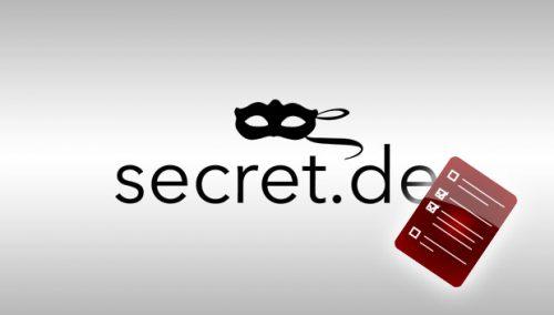 Secret partnervermittlung test