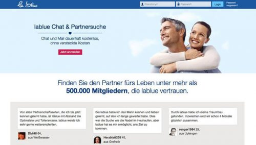 Partnersuche lablue test [PUNIQRANDLINE-(au-dating-names.txt) 69